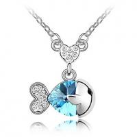 Женская Blue Fish Форма ожерелье