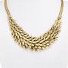 Длинные Женская Золотой Феникс Форма ожерелье