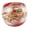 Multi-Color экзотическом стиле цветное кольцо Глазурь #00567483