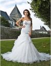 MICHAL - Платье свадебное из органзы #00449783