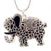 5 см Слон Подвеска 72см длинное ожерелье DFMY'S