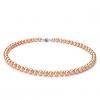 LuckyPearl Женские 6-7мм природный жемчуг Ожерелье PN0002PG23265 #00822388
