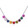 Великолепный красочный Ожерелье