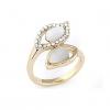 База Опал Diamante сплава 1,8 * 1,5 * 1 см Кольца #01095497