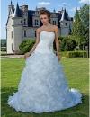 ESTRELLA - Платье свадебное из органзы #00224933