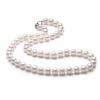 LuckyPearl Женские 7-8мм природных Жемчужное ожерелье PN0003WD25273 #00822390