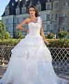 FAUSTA - Платье свадебное из органзы #00224939