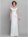 Шифоновое платье для матери невесты #00612479