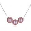 Luckypearl Женская Серебро 925 6-7мм природная жемчужина подвеска Incl.Necklace PP0002LS23266 #00896873