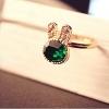 Diaomnade Кролик Форма кольцо #01027133