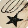 Diamonade Звезда Форма ожерелье #01026864