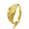 Золото 18K Мага Женщин Покрытие Регулируемые кольца