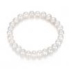 LuckyPearl Женские 7-8мм природных браслет перлы PB0009W024276 #00822366